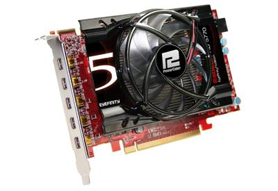 Powercolor HD 5770 Eyefinity5